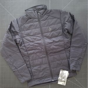 BLACK DIAMOND FIRST LIGHT JACKET - SMOKE